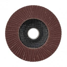 Круг лепестковый торцевой P 100, 125х22,2 мм REXANT