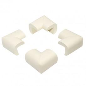 Мягкие накладки-протекторы для мебели  (34*11*50 мм ) 4 шт.