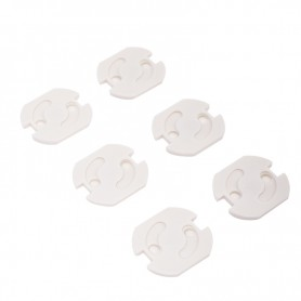 Заглушки для розеток (ABS) 6 шт.