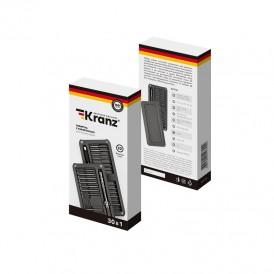 Набор отверток для точных работ KRANZ RA-02, 30 предметов