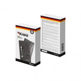 Набор отверток для точных работ KRANZ RA-05, 106 предметов