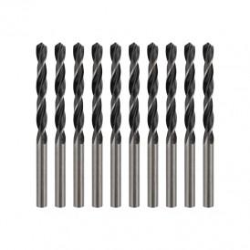 Сверло по металлу 1,5 мм HSS (10 шт. в упаковке) DIN 338 Kranz