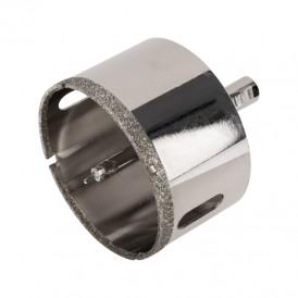 Коронка алмазная 65 мм с центровочным сверлом Kranz
