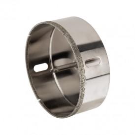 Коронка алмазная 110 мм с центровочным сверлом Kranz