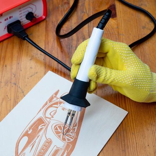 Выжигатель-ручка в сборе REXANT для универсального выжигательного прибора