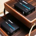 HDMI удлинитель по витой паре RJ-45(8P-8C) кат. 5е/6 120 м REXANT