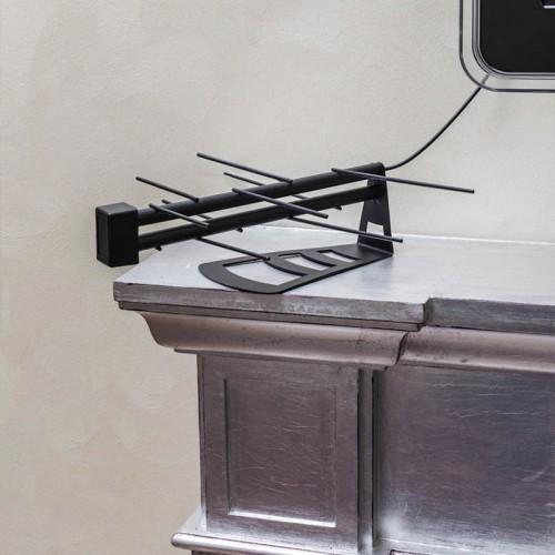ТВ антенна комнатная для цифрового телевидения DVB-T2, RX-265 REXANT
