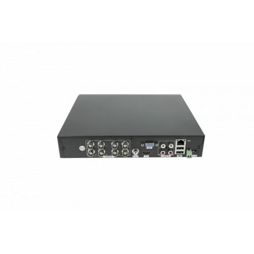 Видеорегистратор гибридный  8-ми канальный AHD-H (1080N)/ AHD-M/ 960H/ IP,  (4 аудио входа) (без HDD)
