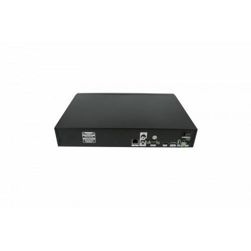Видеорегистратор сетевой 16-ти канальный (IP NVR); 4 х 5.0Мп, 8 х 2.0Мп, 16 х 1,3Мп,  (HDD 2X6Tb)