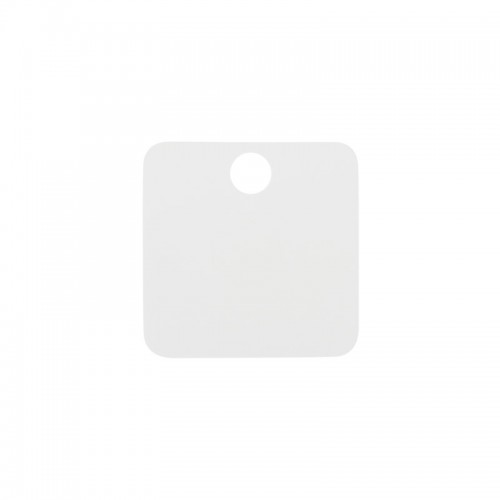 Бирка кабельная «У-153» (М.квадрат) белая (250 шт./уп.) REXANT