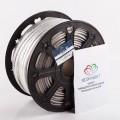 LED лента 220 В, 6x10.6 мм, IP67, SMD 3014, 120 LED/m, цвет свечения белый, 100 м