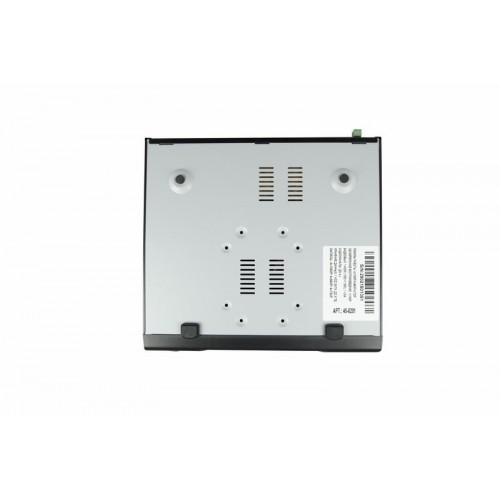 Видеорегистратор сетевой  4-х канальный (IP NVR) 4 х 2.1Мп(Full HD), 4 х 1.3Мп, 4 х 1.0Мп