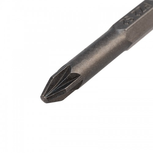 Бита PZ2*50 мм для шуруповерта сталь S2 (упак. 10 шт.) REXANT