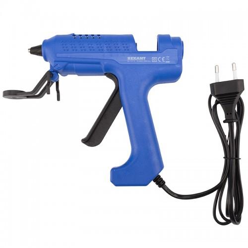 Пистолет клеевой 100 Вт Ø 11 мм серия ProfiMax (блистер) REXANT