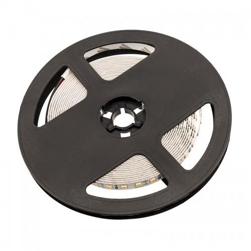 LED лента 12 В, 8 мм, IP23, SMD 2835, 120 LED/m, 12 V,  цвет свечения теплый белый (3000 K)