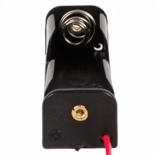 Батарейный отсек 1xAA (с проводами)