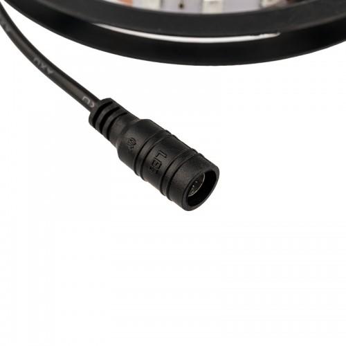 LED лента силикон, 10 мм, IP65, SMD 5050, 60 LED/m, 12 V, цвет свечения синий