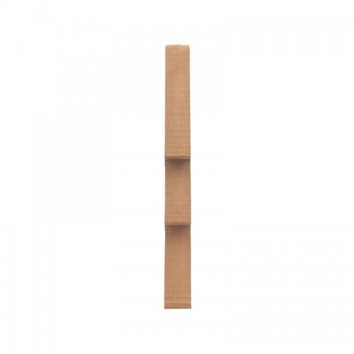 Деревянная фигурка с подсветкой «Елочка» 16х2х18 см