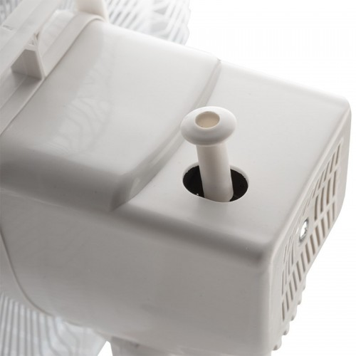 Вентилятор напольный DUX DX-17, 40 Вт, 220V, цвет белый/серый