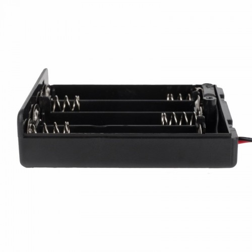 Батарейный отсек 4хАА (с проводами, закрытый)