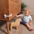 Блокировка для мебели универсальная с регулируемой длиной  1 шт.