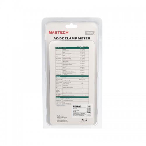 Токовые клещи MS2138 MASTECH