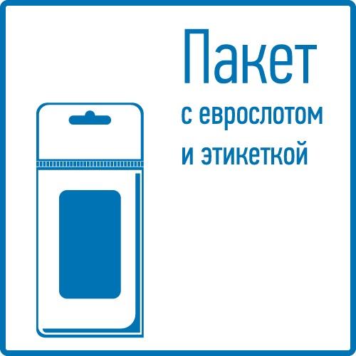 Бирка кабельная «Овал» белая (100 шт./уп.) REXANT