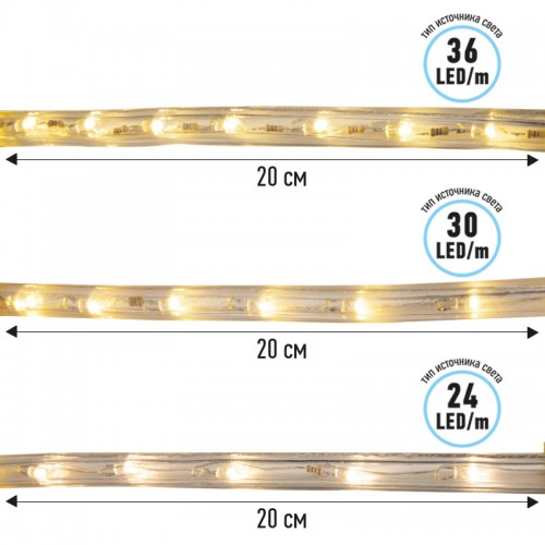 T - коннектор для трехжильного дюралайта ∅13мм (цена за 1 шт.)