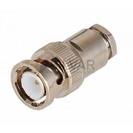 Разъем штекер BNC RG-59 пайка Rexant 05-3012