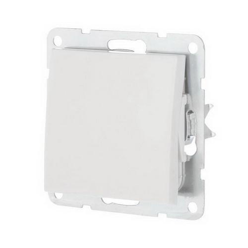 Выключатель 1-кл. Экопласт LK60 белый