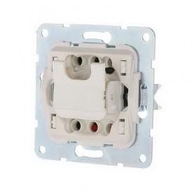 Механизм выключателя гостиничного для включения с помощью карточки Экопласт LK60