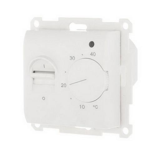 Датчик теплого пола в комплекте с сенсором Экопласт LK60 белый