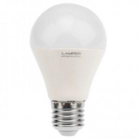 Лампа LED A60 E27 7W 3000K 570Lm 220V PREMIUM Lamper