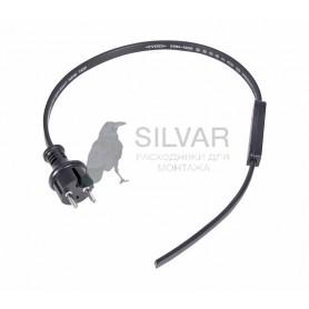 Набор для подключения двухжильного Belt-light (шнур питания 1,5м с вилкой, коннектор)|331-003| NEON-NIGHT