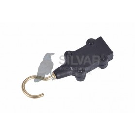 Заглушка с крюком для двухжильного кабеля Belt-light| 331-007| NEON-NIGHT