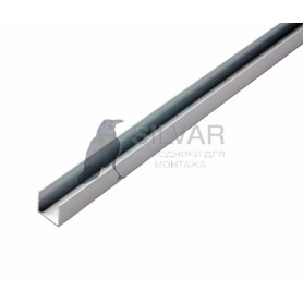 Короб металл для Гибкого Неона 12х26, 1м|104-431| NEON-NIGHT