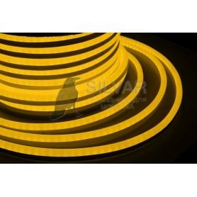 Гибкий Неон LED - желтый, бухта 50м | 131-011| NEON-NIGHT