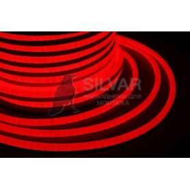 Гибкий Неон LED SMD, красный, 120 LED/м, бухта 50м |131-052| NEON-NIGHT