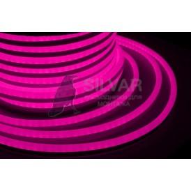 Гибкий Неон LED - розовый, бухта 50м|131-017| NEON-NIGHT