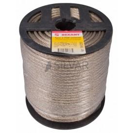 Трос стальной в ПВХ изоляции d=5мм Rexant 09-5250