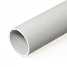Труба жесткая гладкая ПВХ 20мм тяжёлая 3м (150м/уп) | 0420 | Промрукав