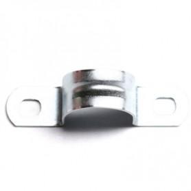Держатель оцинкованный двусторонний. д.25 - 26 мм | 53357 | DKC