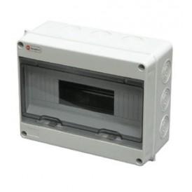 Шкаф открытой установки на 18 автоматов 198х365х108 IP65