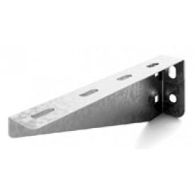 Кронштейн настенный для лотка 400мм | КНПЛ-400 | OSTEC
