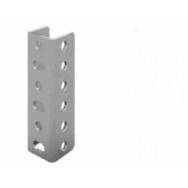 Планка настенная подвеса для средних нагрузок 120 мм | НПП(СН)-120 | OSTEC