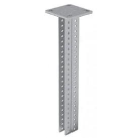 Стойка потолочная сварная двойная для средних нагрузок 1080 мм | СПСД(СН)-1080 | OSTEC