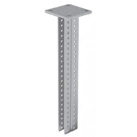 Стойка потолочная сварная двойная для средних нагрузок 960 мм | СПСД(СН)-960 | OSTEC
