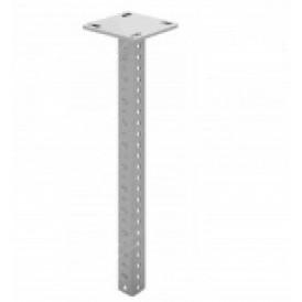 Стойка потолочная сварная для средних нагрузок 840 мм | СПС(СН)-840 | OSTEC