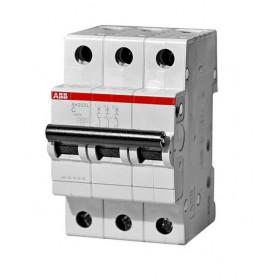 Автомат.выкл-ль 3-полюсной SH203L C63