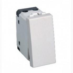 Выключатель 45х22,5 мм (схема 1) 16 A, 250 B (белый) LK45   850104   Экопласт